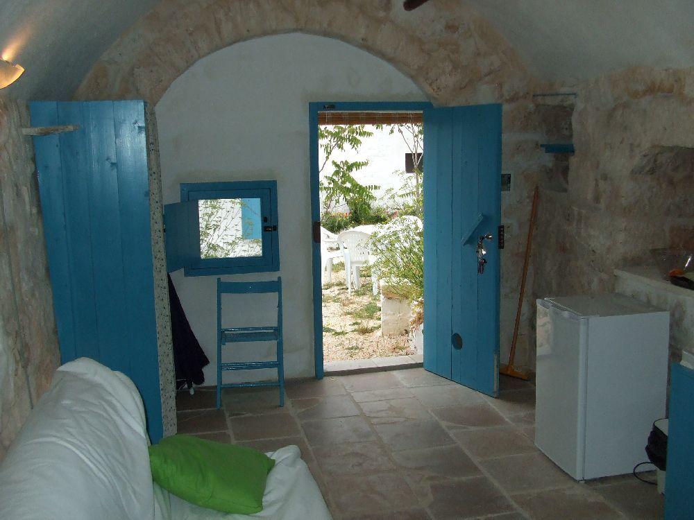 Alloggio nº4 - vacanze - trulli - Puglia - ostuni - pascarosa - mare - locazione