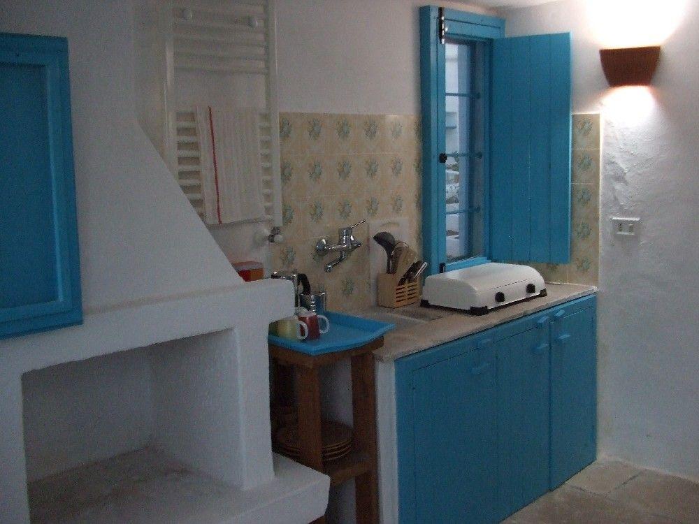 Masseria - Ostuni - vacanze - alloggio 1 - angolo cottura