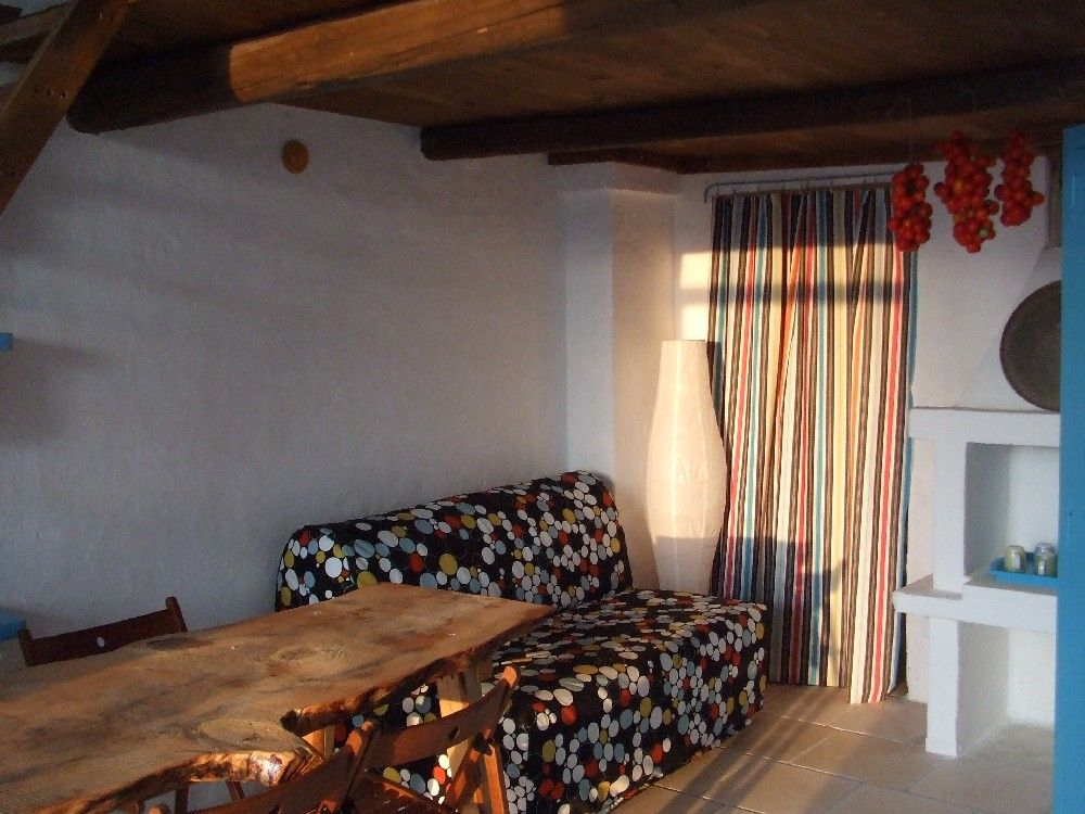 Masseria - Ostuni - vacanze - alloggio 3 - camino - divano letto