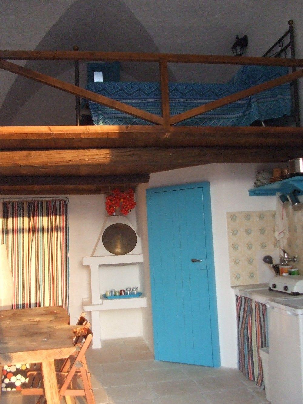 Masseria - Ostuni - vacanze - alloggio 3 - ingresso