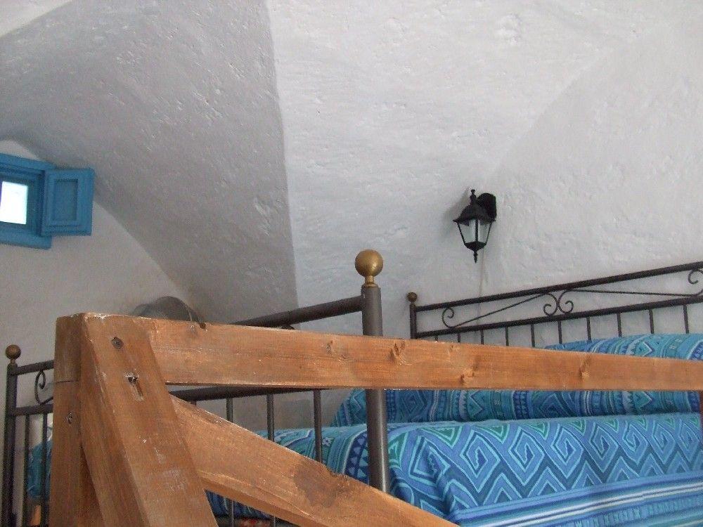 Masseria - Ostuni - vacanze - alloggio 3 - letto - soppalco