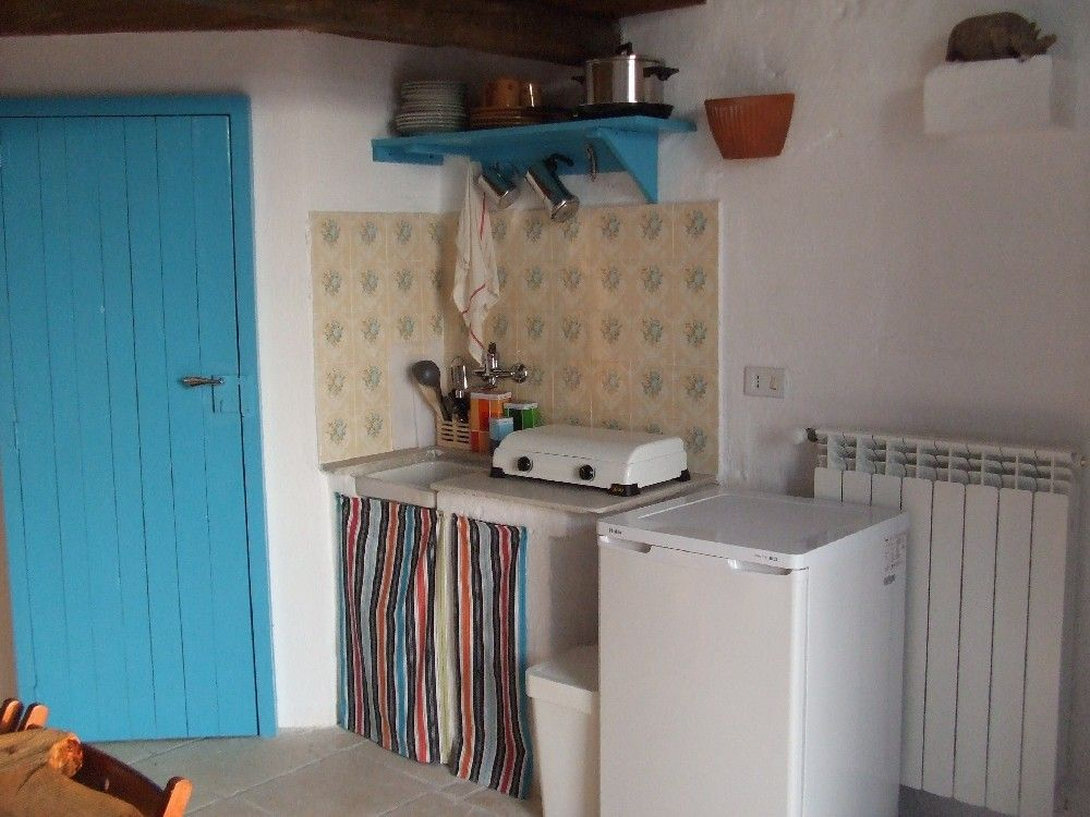 Masseria - Ostuni - vacanze - alloggio 3 angolo cottura