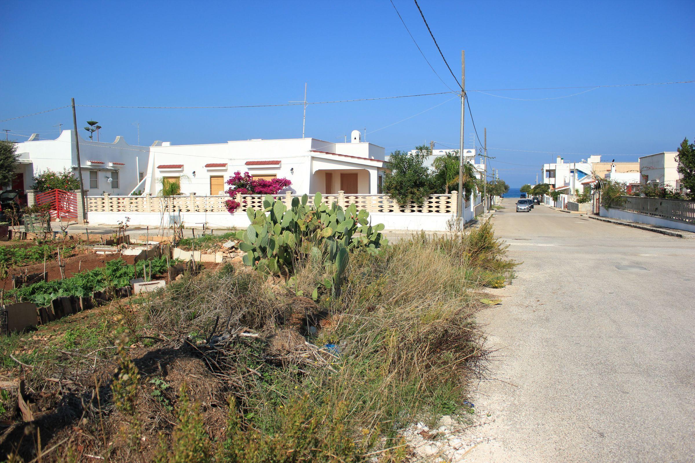 ostuni - mare - terreno - land for sale