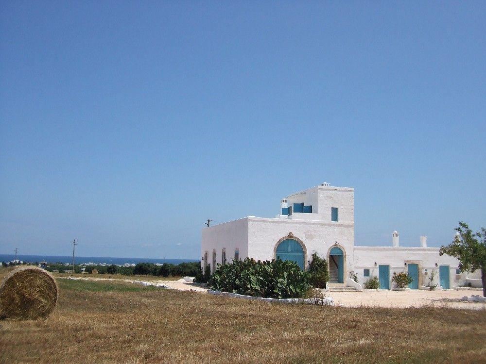 Ostuni - Masseria - vacanze - locazione